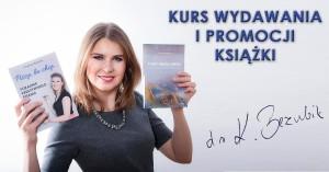 kurs wydawania ipromocji książki Krystyna Bezubik
