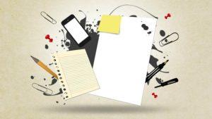 ćwiczenie dla początkujących pisarzy